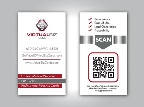 Virtual Biz Cards