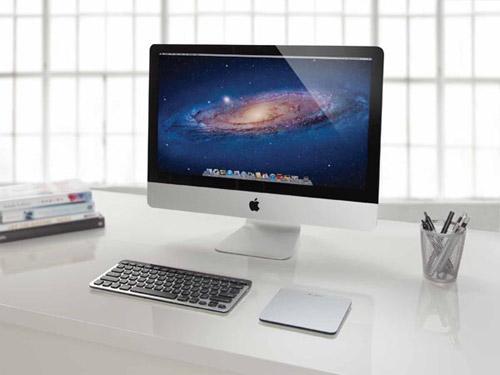 Mac OS用ワイヤレスタッチパッド「T651」