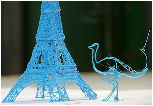 3Dプリンタの次はコレ!「3Dペン」