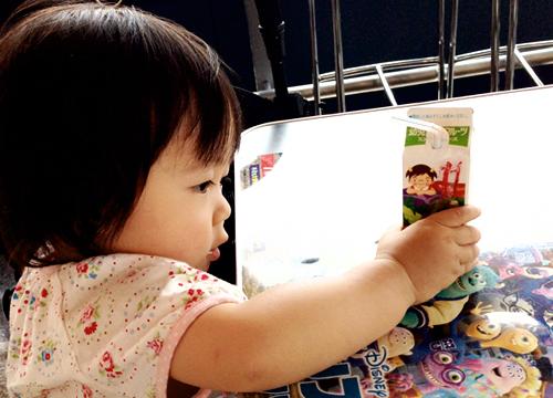 経過報告(生後1歳4ヶ月)